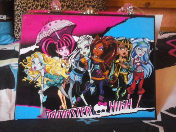 Boite Monster High