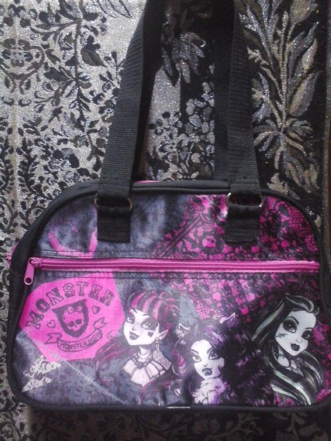 Sac a main Monster High