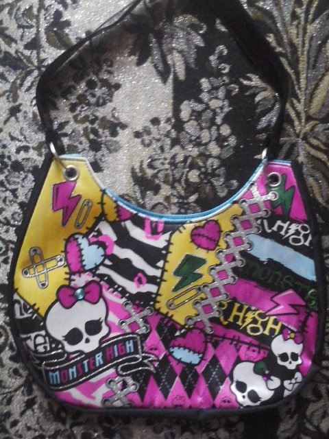 Sac Monster High