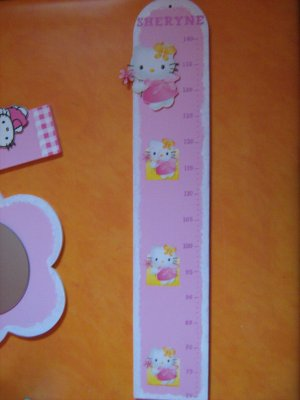 toise hello kitty