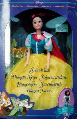 Blanche Neige Mattel 1992