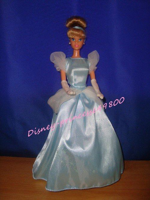 Ma Collection Cendrillon Mattel des années 90's