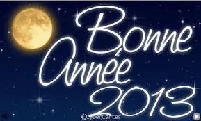 Bonne Année A Tous !!!!!