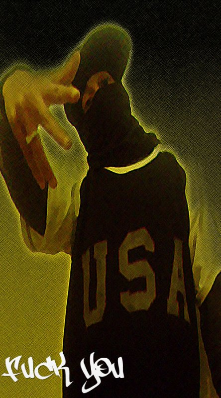 Gangsta-rap Azzaba AyMeN 2A