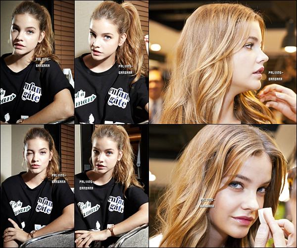 -   27/08/13 Barbara était au Barbara's Beauty Secret pour la marque L'Oreal Paris en Corée.   -