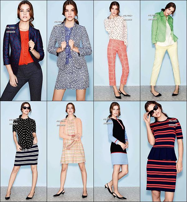 -   Découvrez un photoshoot de Barbara pour la marque de vêtements Jeager Boutique :   -