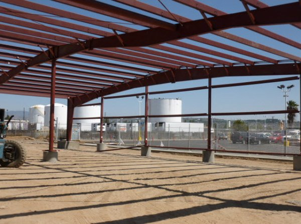 Industrial Design of Commercial Buildings