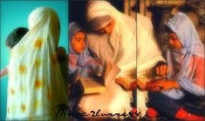 Le Paradis se trouve au pied de nos mère alors respect là pour eviter d'aller en Enfer!