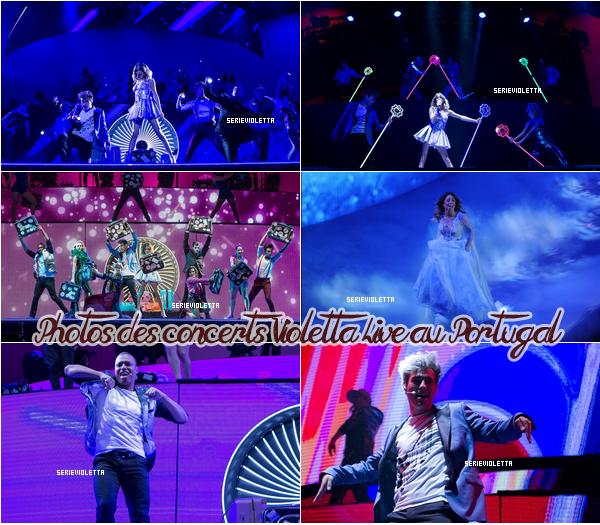 Photos des concerts ViolettaLive + Coulisses