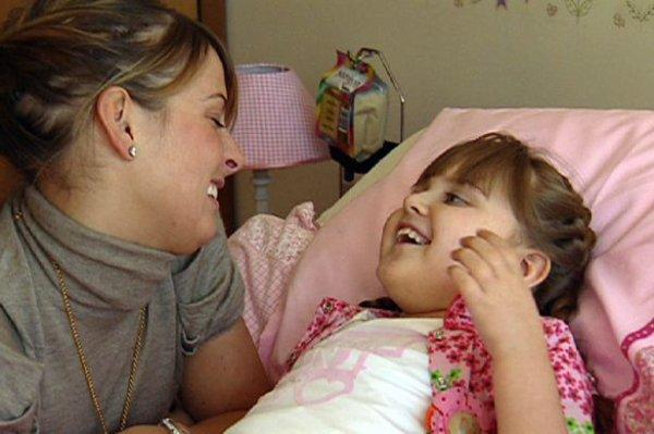RIP à Rosie la soeur de Coleen décèdé trop jeune