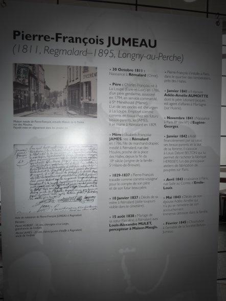 HOMMAGE A PIERRE-FRANCOIS ET EMILE-LOUIS JUMEAU