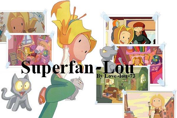 Inscription 3 > Superfan-lou ♀