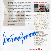 Autographe de Marco Tullio Giordana