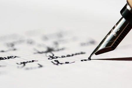 Vivre à travers l'écriture
