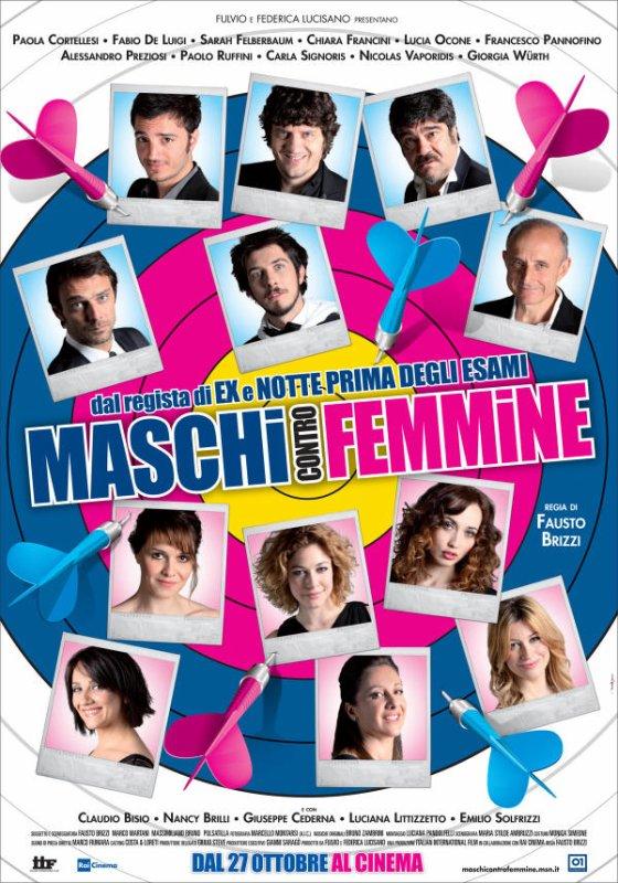 RUBAN ARGENT 2011 Maschi contro femmine