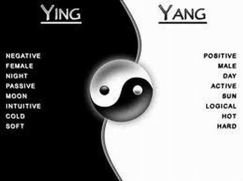 Définition - Le Yin et le Yang