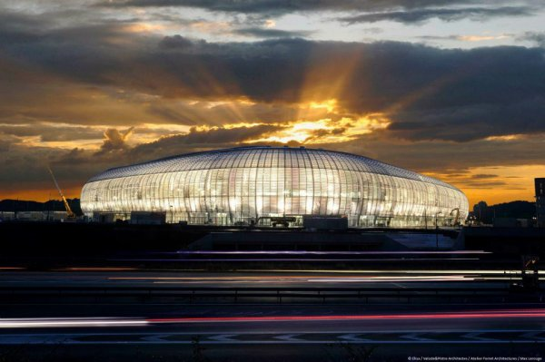 grand stade LILLE