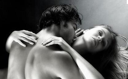 """Baiser Amoureux petit baiser dans le cou"""" - <3 poème d'amour <3"""