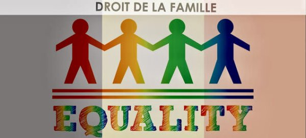 Equality for all people !