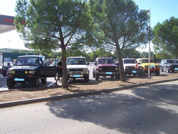 Club MAVMA en balade en Corse - Octobre 2017