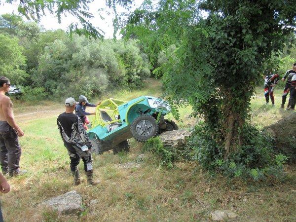 Trial - Manche UFOLEP SUD-EST à Lunel