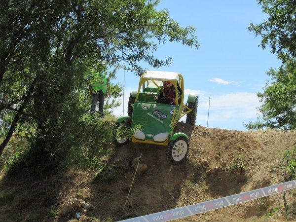 Trial - manche UFOLEP - SUD EST à Lunel - 24 Juin 2018