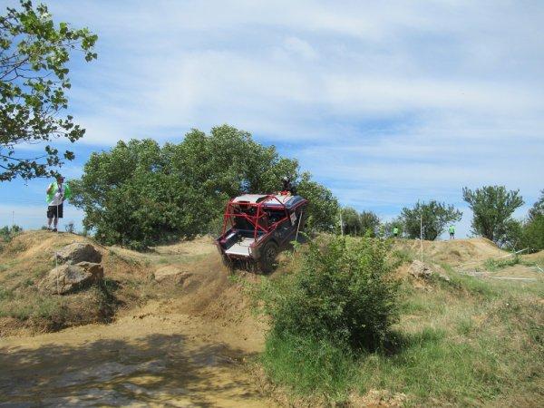 Trial - Manche UFOLEP SUD-EST à Lunel - 24 Juin 2018