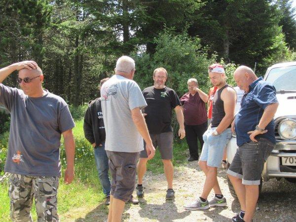 15 Juillet 2018 - Balade en Lozère