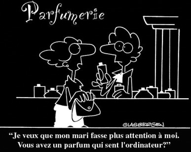 Parfumerie...
