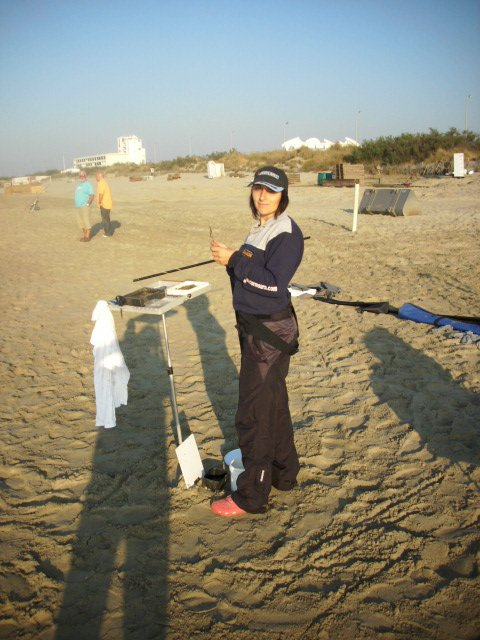 Championnat de France de pêche en bord de mer  2011