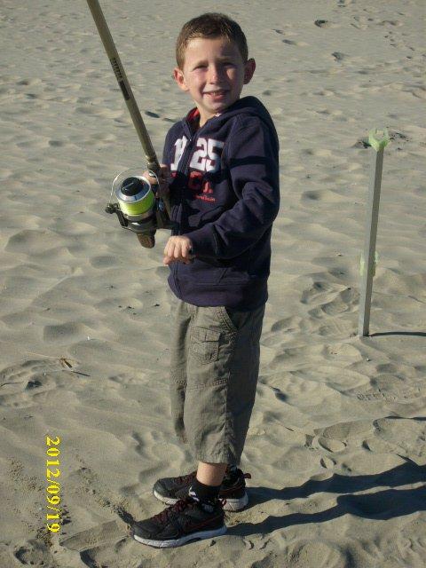petite sortie sur la plage
