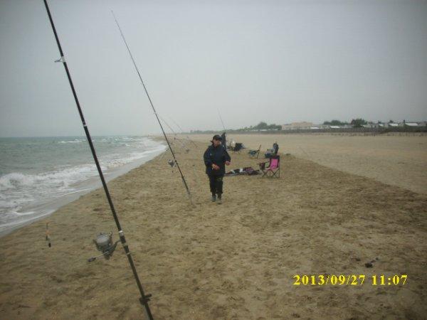 Petit séjour de pêche
