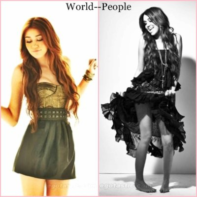 Rubrique : Miley Cyrus