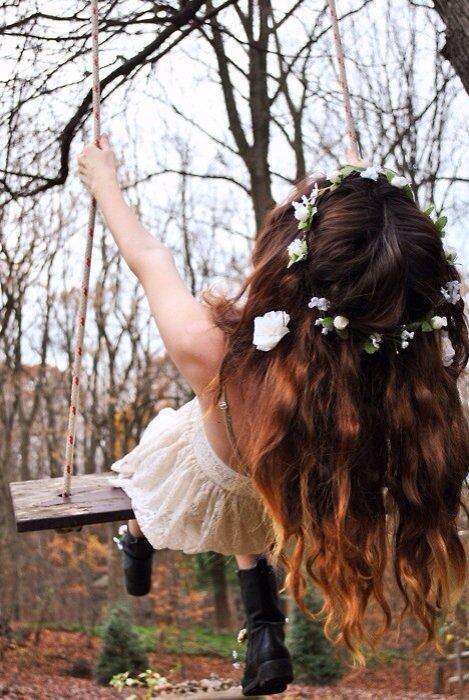 """""""Je veux vivre ma vie, pleine de sensations fortes, comme si je mourais demain."""""""