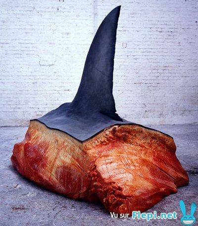 Mauvaise réputation et soupe d'aileron de requin