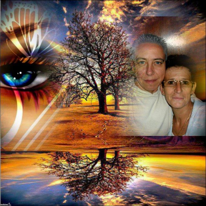 ma vie,mon bonheur,mon amour....