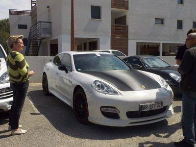 Rassemblement Porsche