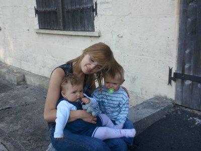 MOI ET MET ENFANT JE VS AIME