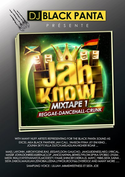 Jah Know Mix Tape