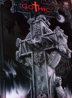 Les Faux goth et les VRAI goth :