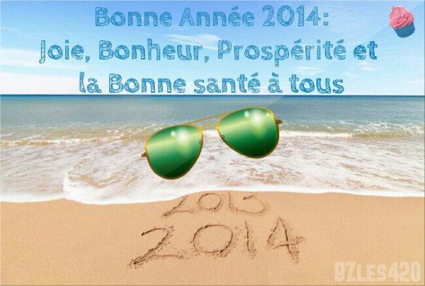 Bonne Année!!!!!!!!!!!!!!!