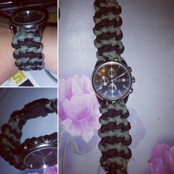 Réparer le bracelet de ma montre: Fait ✔