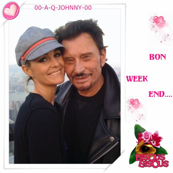 JOHNNY  ET  LAETITIA.....................