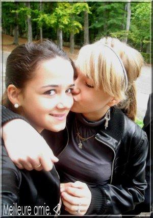Mégɑne &Angélike ;Une grɑnde histoire ! ♥