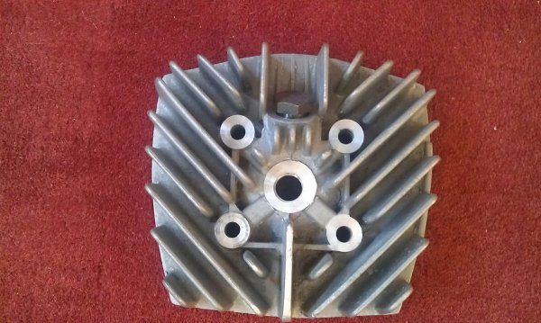 Zylinderkopf Radial von Polini  46