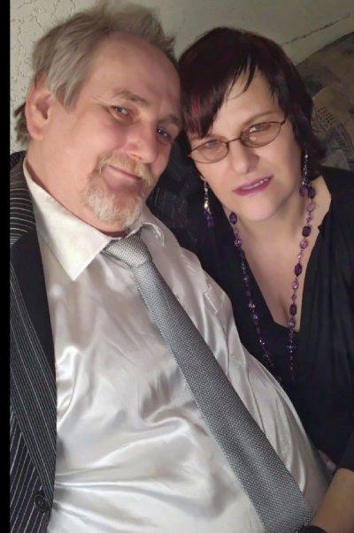 das ist mein mann und ich