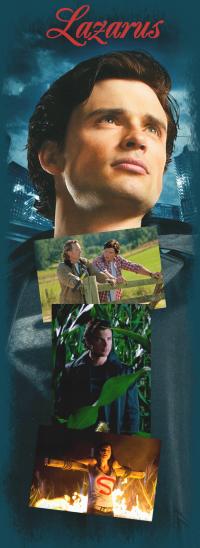 """Episode 1 = """"Lazarus"""", le 24 septembre 2010 sur """"The CW"""" (VO) - Inédit Episode 1 = """"Le projet Cadmus"""", le 6 mai 2011 sur """"TF6"""" (VF) - Inédit"""