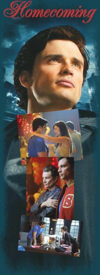 """Episode 4 = """"Homecoming"""" 200th episode, le 15 Octobre 2010 sur """"The CW"""" (VO) - Inédit Episode 4 = """"Voyage Initiatique"""", le 13 mai 2011 sur """"TF6"""" (VF) - Inédit"""
