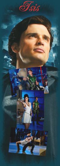"""Episode 5 = """"Isis"""", le 22 Octobre 2010 sur """"The CW"""" (VO) - Inédit Episode 5 = """"Un Amour de Flou"""", le 13 mai 2011 sur """"TF6"""" (VF) - Inédit"""
