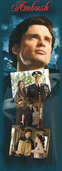 """Episode 7 = """"Ambush"""", le 5 Novembre 2010 sur """"The CW"""" (VO) - Inédit Episode 7 = """"Code d'Honneur"""", le 20 mai 2011 sur """"TF6"""" (VF) - Inédit"""